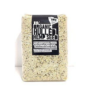 Lúpané konopné semienka BIO, Premium, 1kg vyobraziť