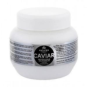 Kallos Cosmetics Caviar 275 ml maska na vlasy pre ženy na poškodené vlasy; na všetky typy vlasov vyobraziť