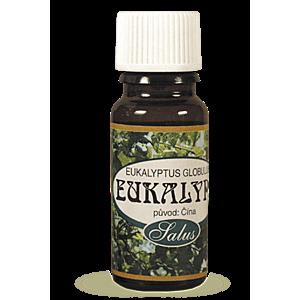 Eukalyptus - éterický olej vyobraziť