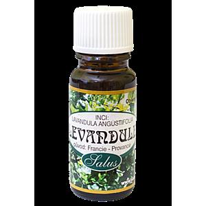 Levandulový olej - éterický olej vyobraziť