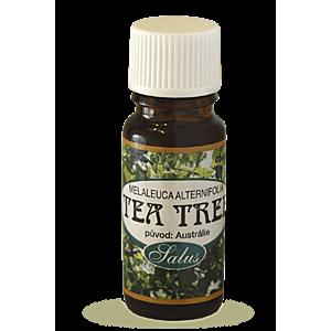 Tea tree - čajovník - éterický olej vyobraziť