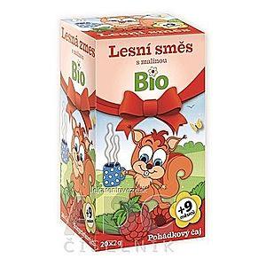 APOTHEKE ROZPRÁVKA Lesná zmes s malinou Bio ovocný čaj (od ukončeného 9. mesiaca) 20x2 g (40 g) vyobraziť
