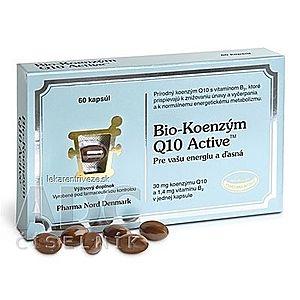Bio-Koenzým Q10 Active cps 1x60 ks vyobraziť