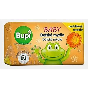 Bupi BABY Tuhé mydlo s nechtíkovým extraktom 1x100 g vyobraziť