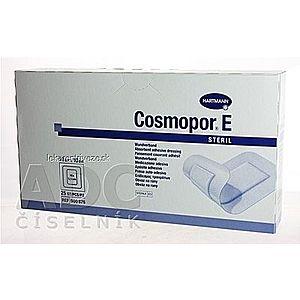 COSMOPOR E STERIL náplasť sterilná s mikrosieťkou (20x10 cm) 1x25 ks vyobraziť