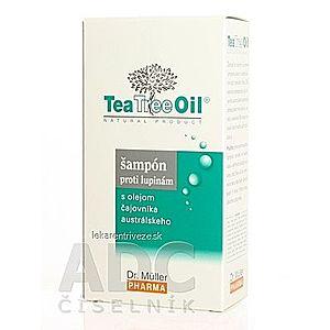 Dr. Müller Tea Tree Oil ŠAMPÓN proti lupinám 1x200 ml vyobraziť