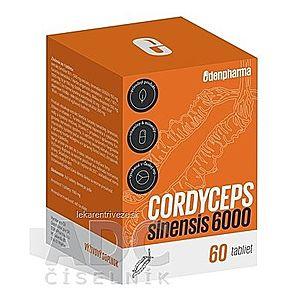 EDENPharma CORDYCEPS sinensis 6000 tbl 1x60 ks vyobraziť