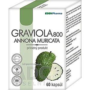 Edenpharma Graviola 800 vyobraziť