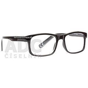 FGX Okuliare na čítanie Basic +2.0 D, Shiny black 1x1 ks vyobraziť