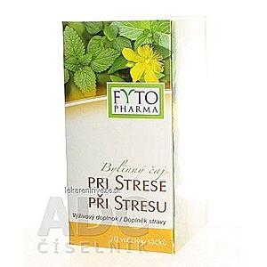 FYTO Bylinný čaj PRI STRESE 20x1 g (20 g) vyobraziť