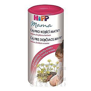 HiPP Mama Čaj pre dojčiace matky instantný granulovaný v prášku 1x200 g vyobraziť