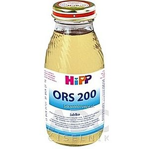 HiPP ORS 200 Jablkový odvar dietetická potraviny (od ukonč. 4.mesiaca) 1x200 ml vyobraziť