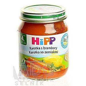 HiPP Príkrm Karotka so zemiakmi zeleninový (od ukonč. 4. mesiaca) 1x125 g vyobraziť