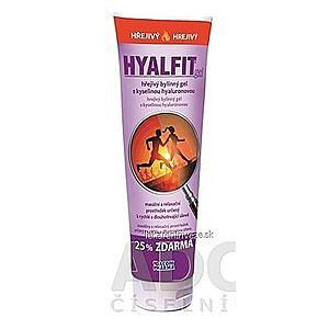 HYALFIT gél hrejivý bylinný gél s kys. hyalurónovou (25% zadarmo), 1x150 ml vyobraziť