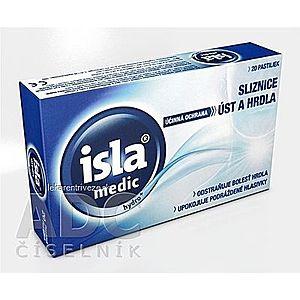 ISLA MEDIC hydro+ pastilky 1x20 ks vyobraziť
