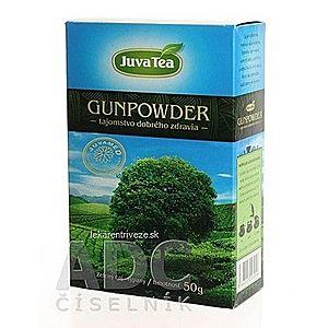 Gunpowder zelený čaj vyobraziť