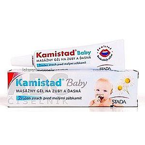 Kamistad Baby gél 1x10 ml vyobraziť