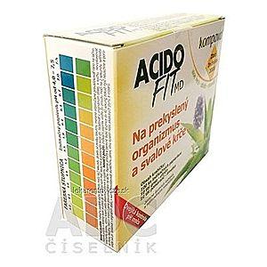 kompava ACIDOFIT MD MIX tbl eff (10 +10) ks + indikačné papieriky - prúžky 100 ks, 1x1 set vyobraziť