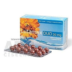 Lutamax DUO 20 mg cps 1x30 ks vyobraziť