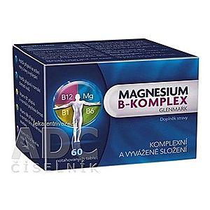 Magnesium B-Komplex GLENMARK vyobraziť