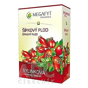MEGAFYT BL ŠÍPKOVÝ PLOD bylinný čaj 1x100 g vyobraziť