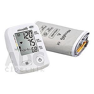 MICROLIFE TLAKOMER DIG. BP A2 CLASSIC ACCURATE automatický na rameno s adaptérom 1x1 set vyobraziť