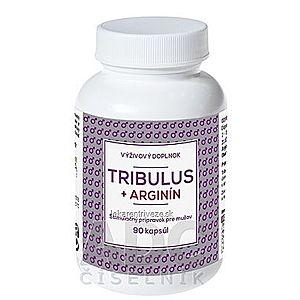 NATURVITA TRIBULUS + ARGINÍN cps 1x90 ks vyobraziť