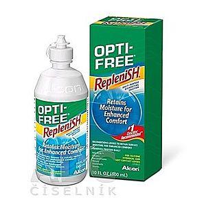 OPTI-FREE REPLENISH 1x300 ml vyobraziť
