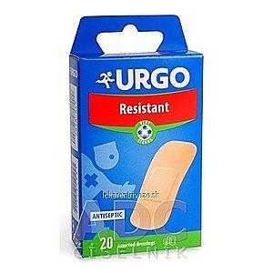 URGO Resistant odolná náplasť, 3 veľkosti, 1x20 ks vyobraziť