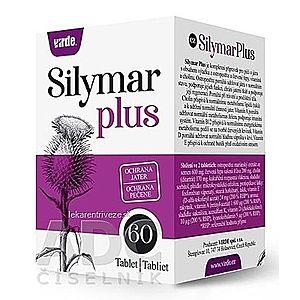 VIRDE Silymar Plus tbl 1x60 ks vyobraziť