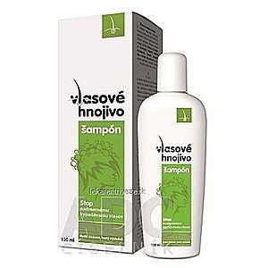 Vlasové hnojivo šampón 1x150 ml vyobraziť