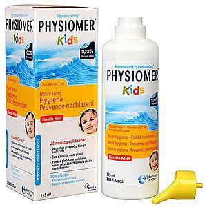 Omega Pharma Physiomer Kids 115 ml vyobraziť