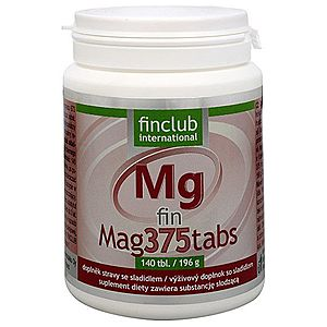 Finclub Fin Mag375tabs 140 tbl. vyobraziť