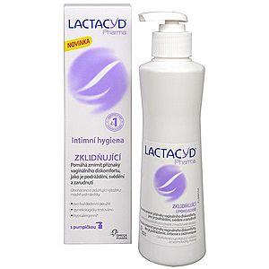 Omega Pharma Lactacyd Pharma Upokojujúci 250 ml vyobraziť