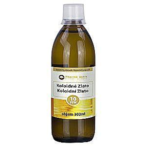 Pharma Activ Koloidné zlato (10 ppm) 300 ml vyobraziť
