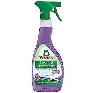 Frosch Levanduľový hygienický čistič 500 ml vyobraziť