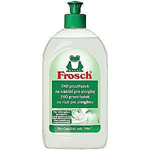 Frosch EKO Prostriedok na riad pre alergikov 500 ml vyobraziť