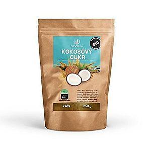 Allnature Bio Kokosový cukor 250 g vyobraziť