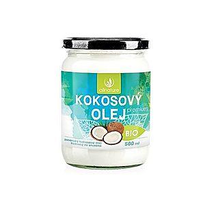 Allnature BIO kokosový olej Premium 500 ml vyobraziť