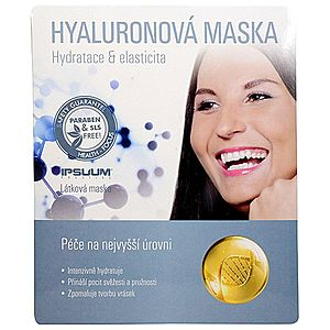 Ipsuum Prestige Hyaluronová maska - látková vyobraziť