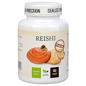 Natural Medicaments Reishi Premium 90 kapsúl vyobraziť