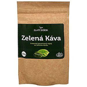 Good Nature Zlatý dúšok - Zelená káva 100 g vyobraziť
