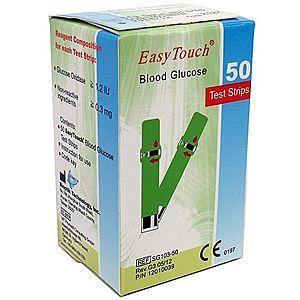 EasyTouch Prúžky EasyTouch-glukóza 50ks vyobraziť
