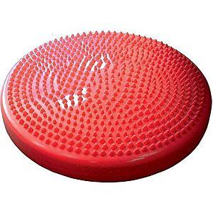 Albert Podložka gumová šošovka s výstupkami červená 35 cm vyobraziť