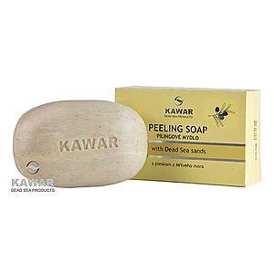 Kawar Peelingové mydlo s pieskom z Mŕtveho mora 120 g vyobraziť
