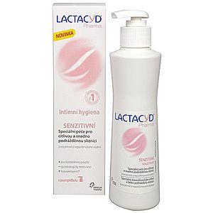 LACTACYD Pharma SENZITÍVNY 250ml vyobraziť