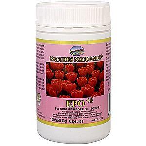 Australian Remedy Evening Primrose oil - Pupalkový olej 1000 mg 100 kapslí vyobraziť