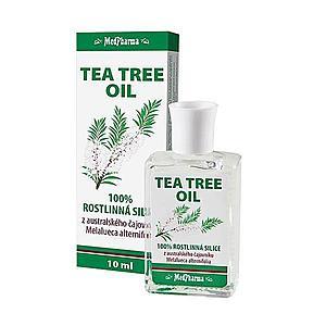 MedPharma Tea Tree Oil - 100% rostlinná silice z australského čajovníku 10 ml vyobraziť