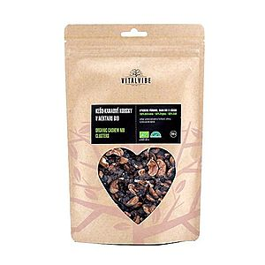 Vitalvibe Kešu-kakaové kúsky v nektáru BIO 250 g vyobraziť