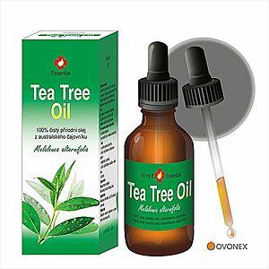 OVONEX s.r.o. Tea Tree Oil (Melaleuca alternifolia) 50 ml vyobraziť